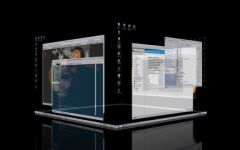 DeskSpace : bureau 3D pour Windows Xp